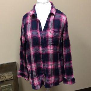 Lucky Brand Flannel Type  Shirt